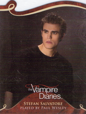 2011 Cryptozoic The Vampire Diaries Trading Cards 4