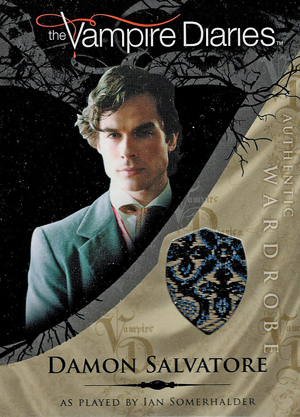2011 Cryptozoic The Vampire Diaries Trading Cards 2