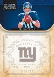 2011 National Treasures Football Cards 3