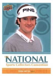 Top Bubba Watson Cards 2