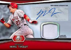 2012 Bowman Platinum Baseball Cards 8