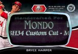 2012 Bowman Platinum Baseball Cards 7