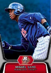 2012 Bowman Platinum Baseball Cards 2
