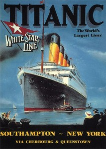 Titanic Trading Cards More Plentiful Than the Ship's Lifeboats 3