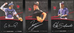 2012 Onyx Authenticated Platinum Prospects Baseball Cards 3