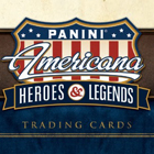 2012 Panini Americana Heroes & Legends Trading Cards