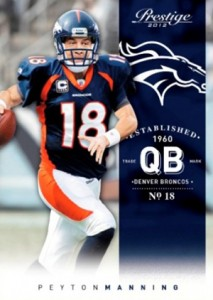 2012 Prestige Football Cards 3