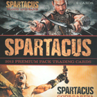 2012 Rittenhouse Spartacus Trading Cards