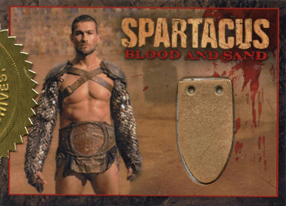 2012 Rittenhouse Spartacus Trading Cards 2
