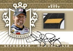 2012 Sportkings Series E Trading Cards 3