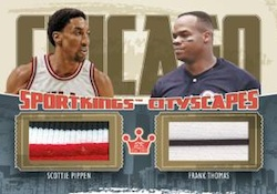 2012 Sportkings Series E Trading Cards 17