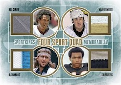 2012 Sportkings Series E Trading Cards 22