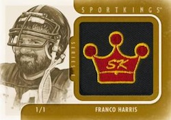 2012 Sportkings Series E Trading Cards 18