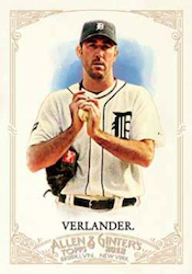 2012 Topps Allen & Ginter Baseball Cards 1