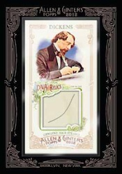 2012 Topps Allen & Ginter Baseball Cards 3