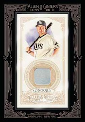 2012 Topps Allen & Ginter Baseball Cards 2
