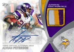 2012 Topps Football Cards 4