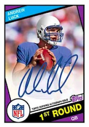 2012 Topps Football Cards 7