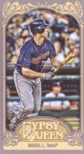 2012 Topps Gypsy Queen Baseball Mini Card Variations Guide 1