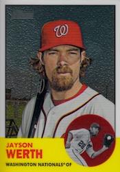 2012 Topps Heritage Baseball Cards 4