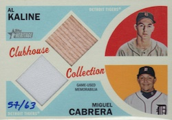 2012 Topps Heritage Baseball Cards 15