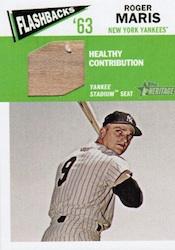 2012 Topps Heritage Baseball Cards 16