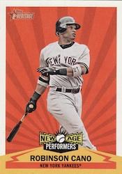 2012 Topps Heritage Baseball Cards 5