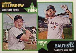 2012 Topps Heritage Baseball Cards 6