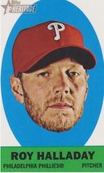 2012 Topps Heritage Baseball Cards 9