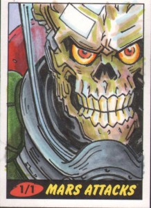 2012 Topps Mars Attacks Heritage Trading Cards 32