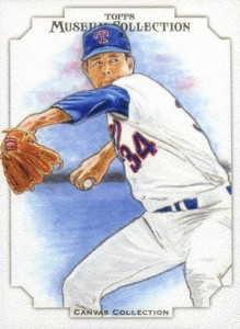 2012 Topps Museum Collection Canvas Collection CCR-21 Nolan Ryan