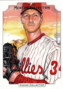 2012 Topps Museum Collection Canvas Collection CCR-43 Roy Halladay