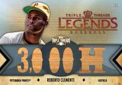 2012 Topps Triple Threads Baseball Cards 7