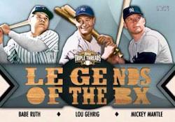 2012 Topps Triple Threads Baseball Cards 8