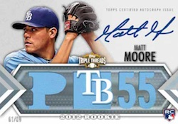 2012 Topps Triple Threads Baseball Cards 2