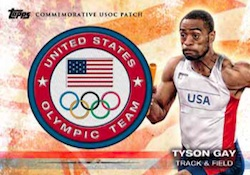 2012 Topps U.S. Olympic Team and Olympic Hopefuls Trading Cards 6