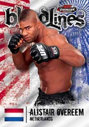 2012 Topps UFC Finest 3