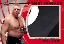 2012 Topps UFC Finest 4