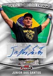 2012 Topps UFC Finest 8