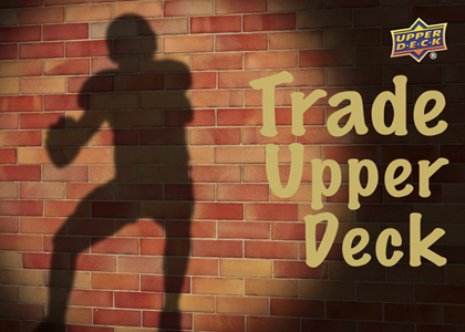 2012 Upper Deck Football Quarterback Trade Card Gold