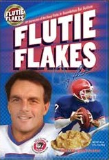Sports Food Endorsements - Flutie Flakes