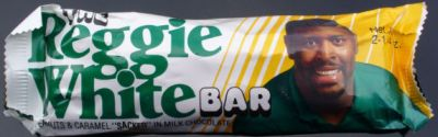 Sports Food Endorsements - Reggie White Bar