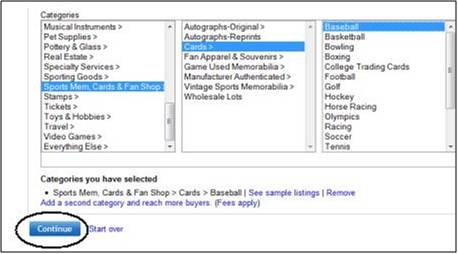 Comprehensive Guide To Selling Sports Cards On Ebay