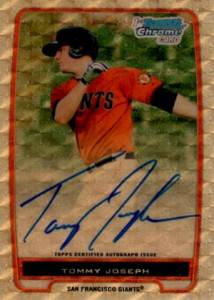 What Are the Top Selling 2012 Bowman Baseball Cards? 4