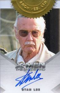 Avengers Autographs: Collecting the Stars of the Blockbuster Movie 16