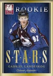 2011-12 Elite Hockey Cards 7