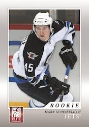 2011-12 Elite Hockey Cards 4