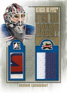 2011-12 In the Game Between the Pipes Hockey Cards 32
