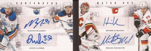2011-12 Panini Contenders Hockey Short Prints 3