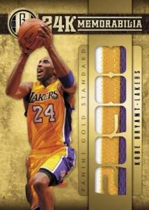 2011-12 Panini Gold Standard Basketball Cards 5